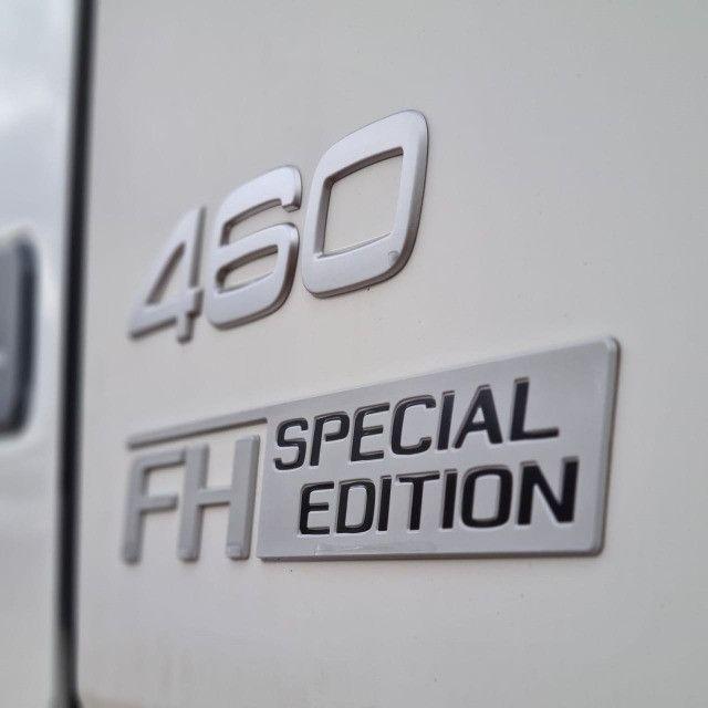 Volvo Fh460 Ishift Globetrotter 6x2 2015 - Especial Edition - Foto 13