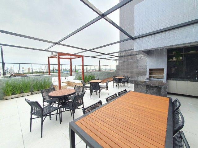 Apartamento novo para venda com 74m² com 3 quartos em Aeroclube - João Pessoa - Paraíba - Foto 5