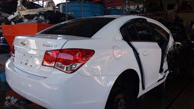 Pecas Usadas Chevrolet Cruze Sedan Lt 2012 2012 1 8 16v Flex 144cv