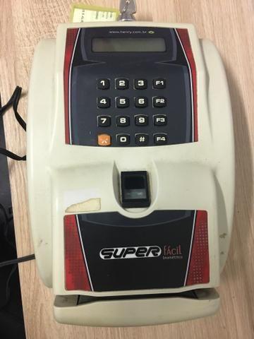 Henry Super Fácil - Relógio Ponto Biométrico