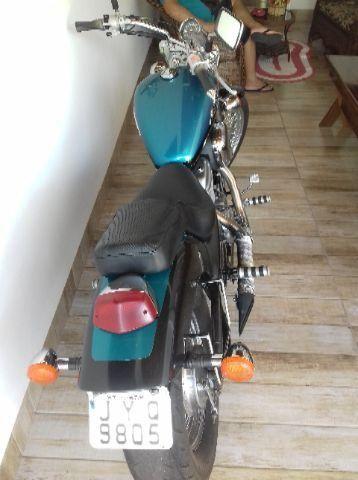 Moto shadow 600 original reliquia