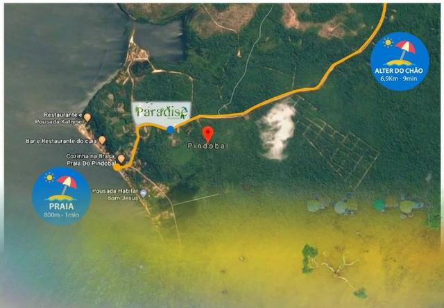 Terrenos em Pindobal - 450 m² (Paradise Residence)