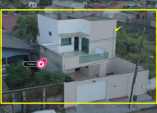 Casa nas placas 251m2 construído