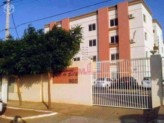 Aluga-se Apartamento no Residencial Terra do Sal III