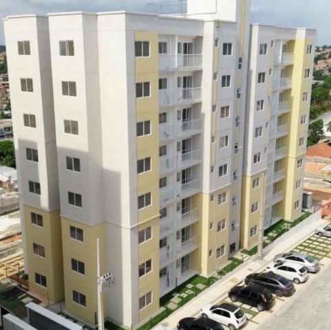 Leve Castanheiras apto. 2 dormitórios 43 m2 com varanda