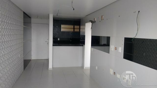 Apartamento Quarto e Sala na Jatiúca TDNI