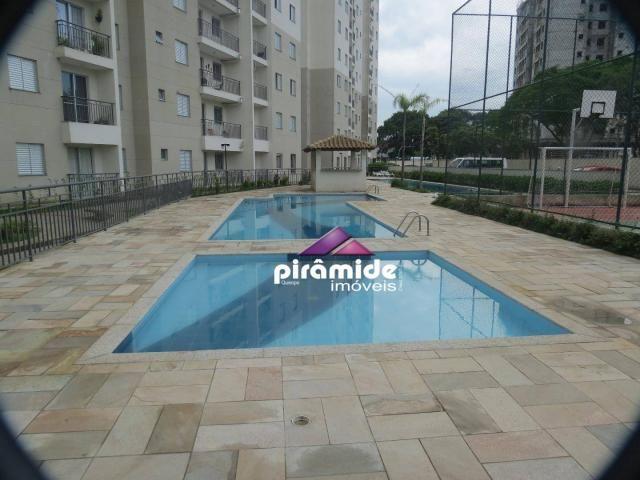 Apartamento com 2 dormitórios à venda, 55 m² por r$ 265.000,00 - jardim augusta - são josé - Foto 10