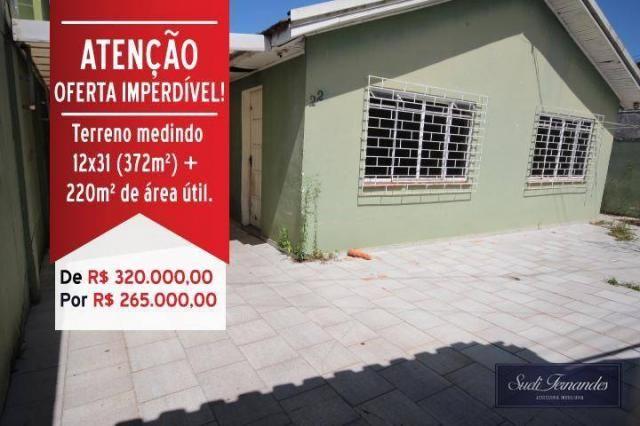 Casa à venda, Aristocrata, São José dos Pinhais - CA0005.