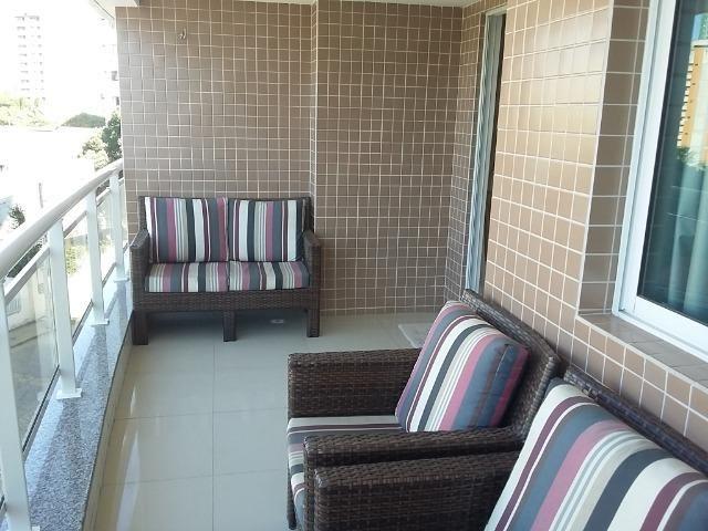 Apartamento no melhor do bairro Guararapes com móveis Projetados a 100 metros do Shopping - Foto 17