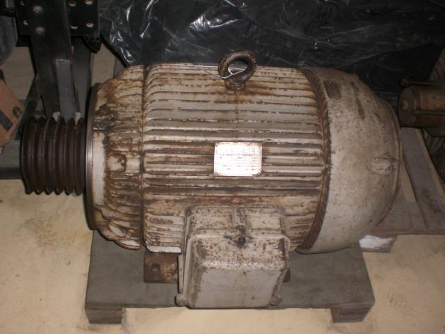 Motor elétrico 60 CV 875 RPM Eberle 440v