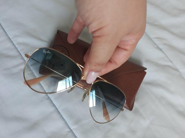2dad500f892c6 Óculos rayban aviador original - Bijouterias, relógios e acessórios ...