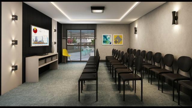 Studio 1 Dormitório Centro de Curitiba - Foto 10