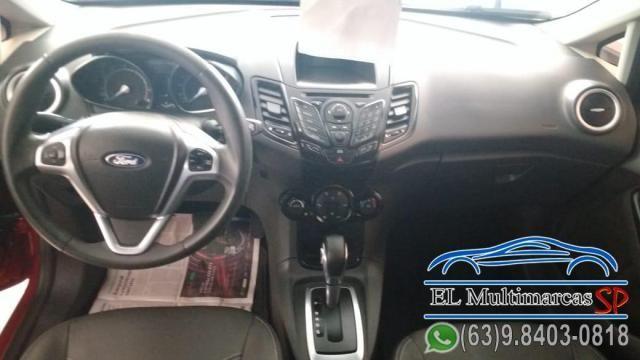 Fiesta TIT./TIT.Plus 1.6 16V Flex Aut. - Foto 8