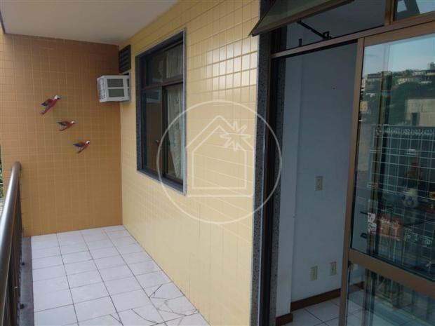 Apartamento à venda com 1 dormitórios em Jardim guanabara, Rio de janeiro cod:849589 - Foto 3