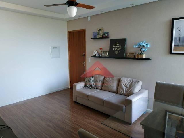 Apartamento à venda, 52 m² por r$ 162.000,00 - jardim são vicente - são josé dos campos/sp