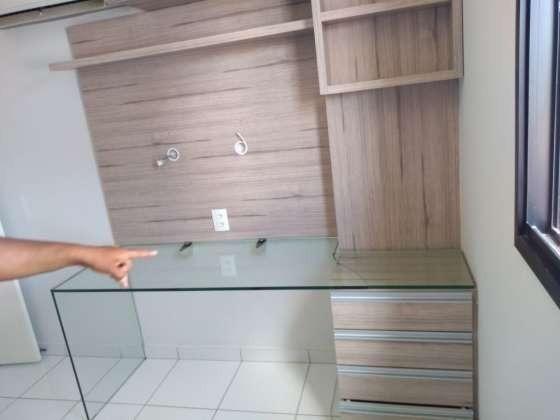 Vendo lindo apartamento 3/4 sendo 1 suite com dependência na abel cabral todo mobiliado - Foto 5