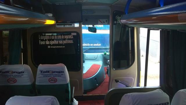Micro ônibus Thunder+ Rodoviário ou troco.por Sprinter 413 - Foto 3