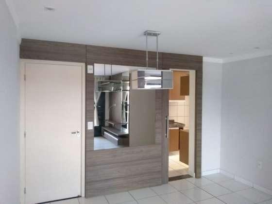 Vendo lindo apartamento 3/4 sendo 1 suite com dependência na abel cabral todo mobiliado - Foto 19