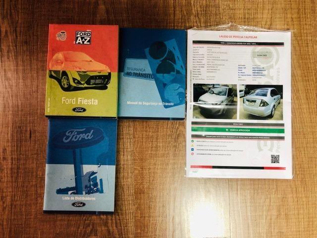 Fiesta Sedan 1.0 (flex) 2011 - Foto 10
