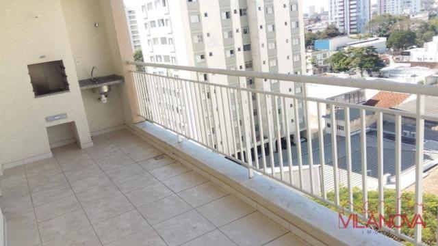 Apartamento com 3 dormitórios à venda, 103 m² por r$ 586.000 - vila adyana - são josé dos  - Foto 9