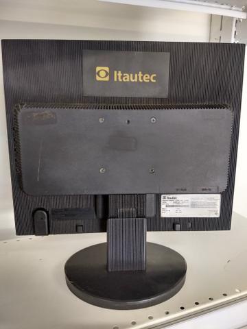 Monitor LCD 17 Polegadas Intautec Infoway L1753TS - Foto 3
