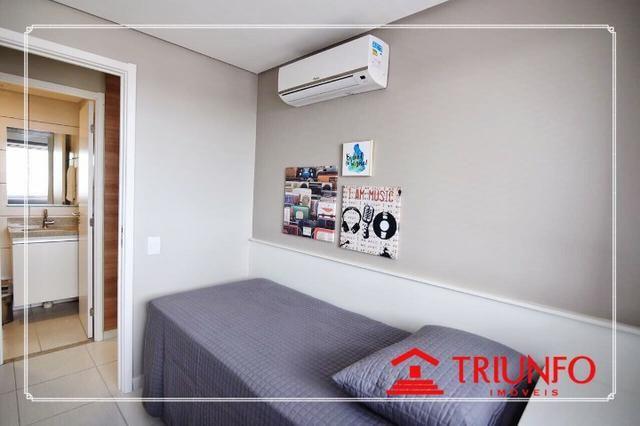 (EXR) Super condição de 65m²!!! Apartamento de 2 vagas com 3 quartos/1 suíte - Foto 3