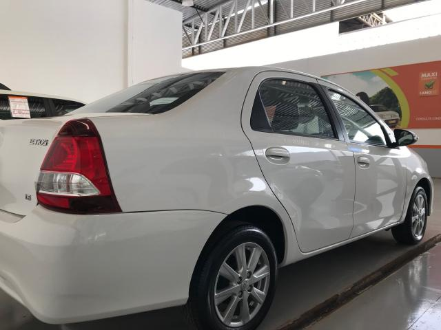 TOYOTA ETIOS 2018/2019 1.5 X PLUS SEDAN 16V FLEX 4P AUTOMÁTICO - Foto 9