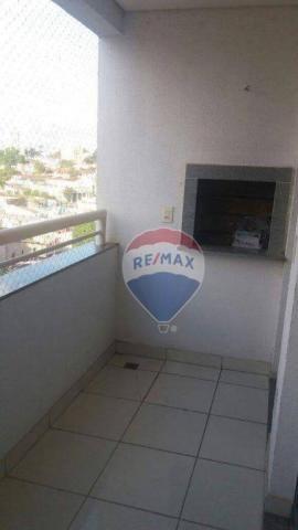 Apartamento residencial à venda, Goiabeiras, Cuiabá. - Foto 5