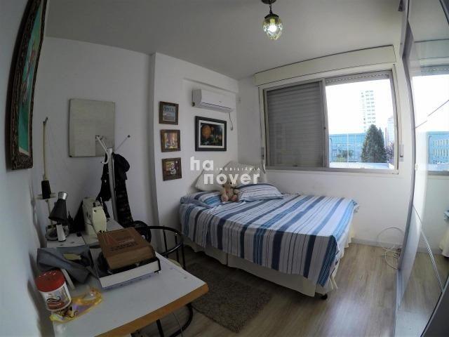 Cobertura Central Semi mobiliada 4 Dorm (1 Suíte), Elevador, Terraço - Foto 15
