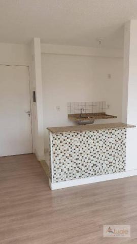 Apartamento com 3 dormitórios à venda, 63 m² - Villa Flora Hortolandia - Hortolândia/SP - Foto 12