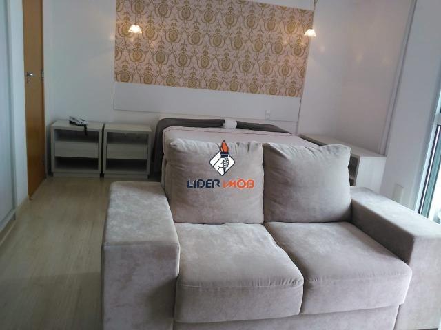 Apartamento Flat 1/4 para Aluguel no Único Hotel - Capuchinhos - Foto 4