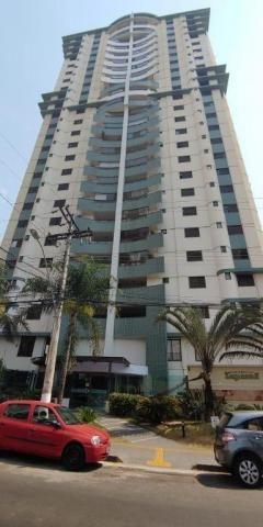 Apartamento à venda com 4 dormitórios em Setor bueno, Goiânia cod:AP0275