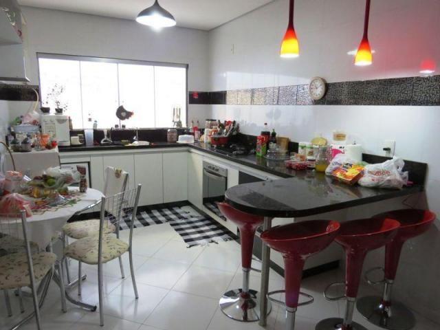 Casa a venda / condomínio jardim europa ii / 04 quartos / churrasqueira / aceita imóvel no - Foto 5