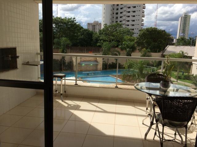 Ap 160 m2 mobiliado ao lado shopping pantanal 3400 - Foto 4