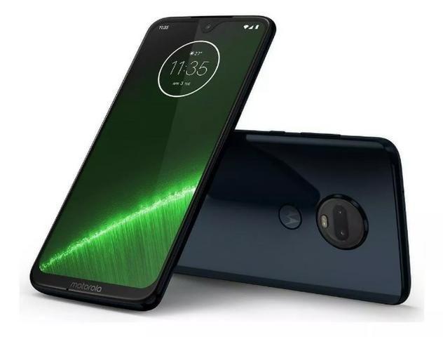 Motorola G7 Plus Dual SIM 64 GB Índigo
