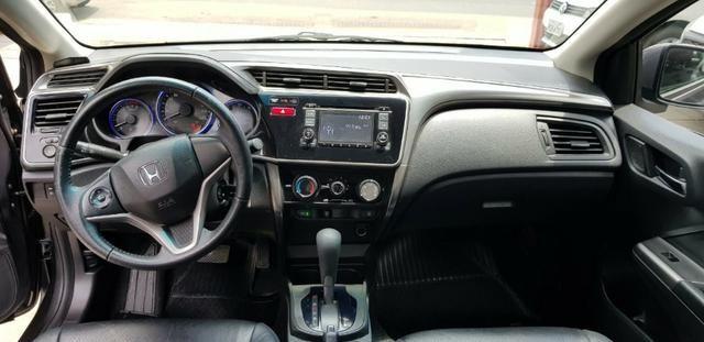 Honda City LX Cvt 1.5 Flex Automático - Foto 5