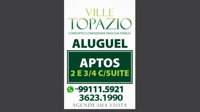 Apartamentos para Aluguel 2 e 3/4 c/ 1 ou 2 suítes - Foto 2