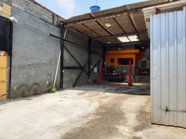 Oficina Mecânica Galpão Vila Formosa Passo o ponto aceito trocass - Foto 3