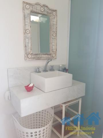 Apartamento em condomínio de frente para a lagoa - Foto 10