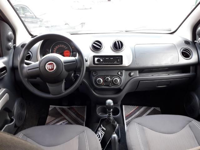 Fiat Uno Vivace Way 1.0 Flex 2014 - Foto 9