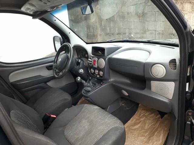 Fiat Doblo 1.4 6 lugares completa com GNV - Foto 6