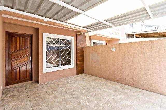 Sobrado com 2 dormitórios à venda, 70 m² por r$ 225.000,00 - ganchinho - curitiba/pr - Foto 5
