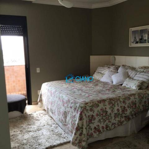 Apartamento com 4 dormitórios à venda, 187 m² por r$ 1.050.000,00 - anália franco - são pa - Foto 13