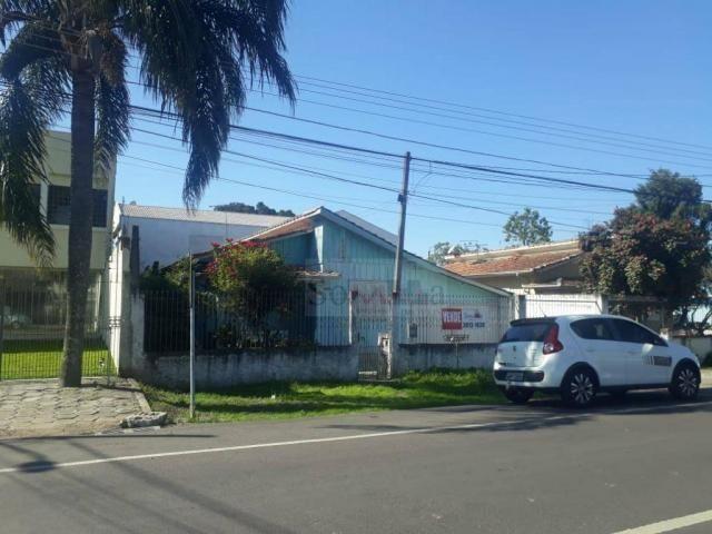 Terreno à venda, 366 m² por R$ 350.000,00 - Boqueirão - Curitiba/PR
