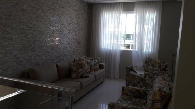 Casa duplex 5 suítes, 1/4 em Barra do Jacuípe Magnifica - Diária - Foto 4