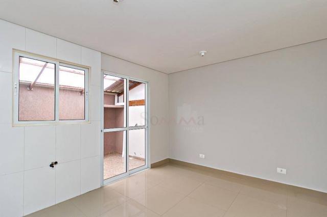 Sobrado com 2 dormitórios à venda, 70 m² por r$ 225.000,00 - ganchinho - curitiba/pr - Foto 9