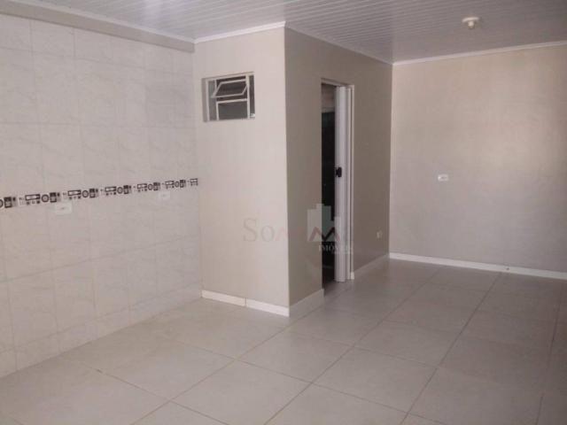 Casa com 1 dormitório para alugar, 40 m² por r$ 1.000,00/mês - pinheirinho - curitiba/pr - Foto 7