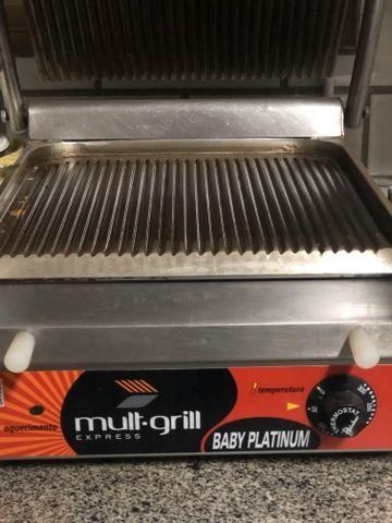 Mult Grill baby Platinum - Foto 2