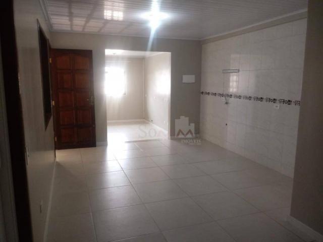 Casa com 1 dormitório para alugar, 40 m² por r$ 1.000,00/mês - pinheirinho - curitiba/pr - Foto 5