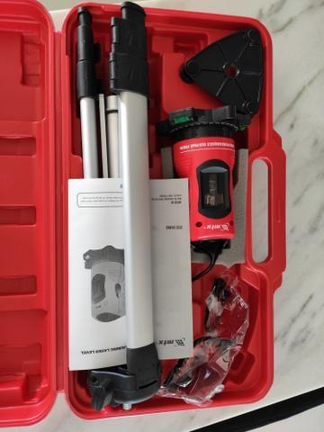 Nível a laser 10 mts medidor automatic - Foto 2
